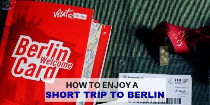 A Short Trip to Berlin