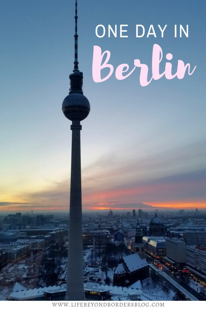 One Day In Berlin
