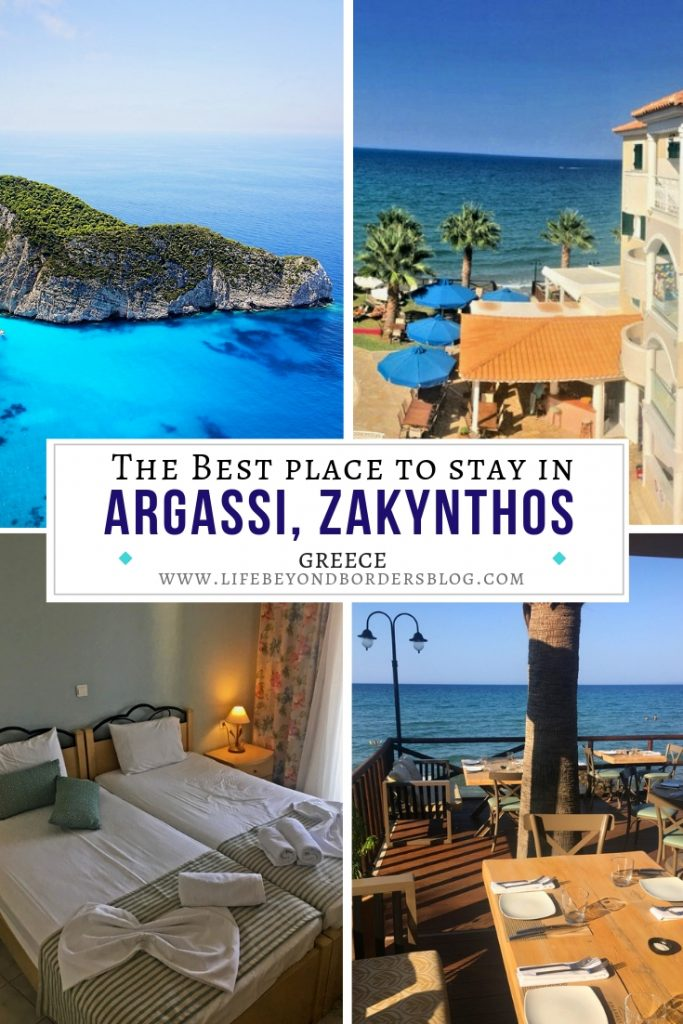 The Best Place to Stay in Argassi Zakynthos Greece. LifeBeyondBorders
