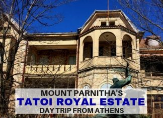 Mount Parnitha's Tatoi Royal Estate - a Day Trip from Athens