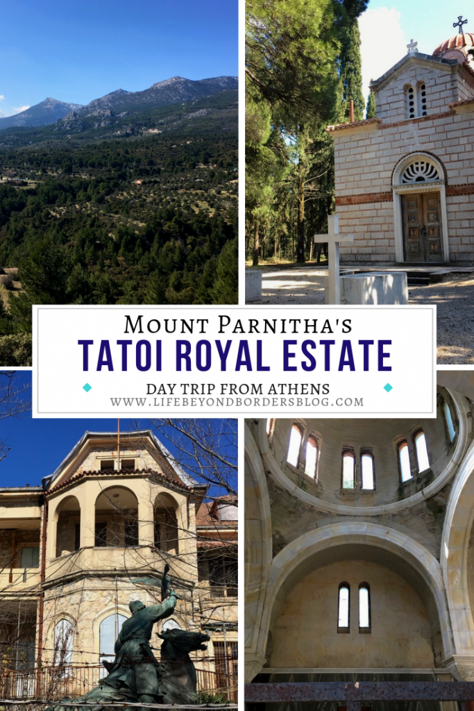 Mount Parnitha's Tatoi Royal Estate - a Day Trip from Athens - LifeBeyondBorders