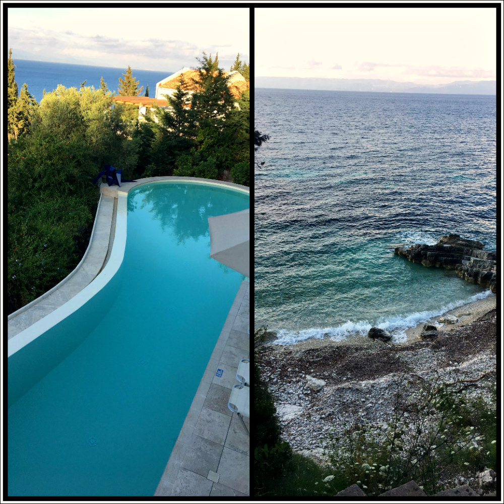 Pool_and_private_cove_at_Glaros_Villa_luxury_rental_Paxos_Greece