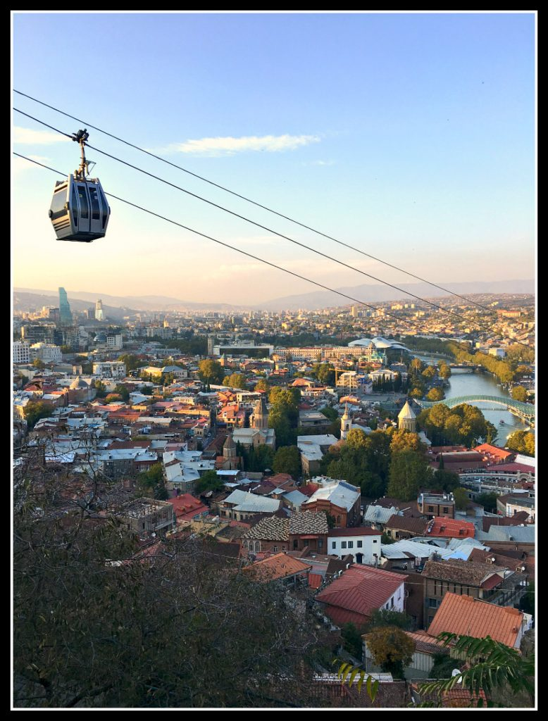 Cable Car - Tbilisi - Georgia - LifeBeyondBorders