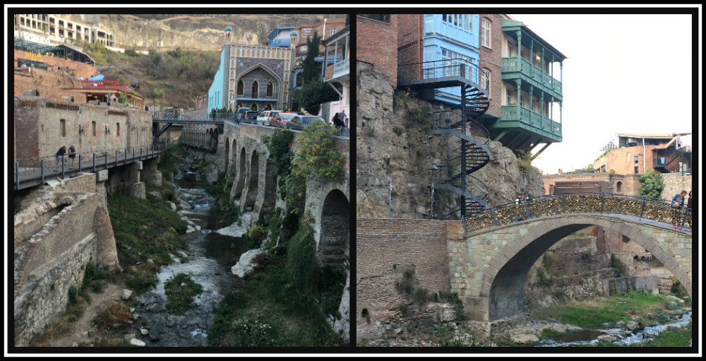Things to fo in Tbilisi, Georgia - The Old Town - LifeBeyondBorders