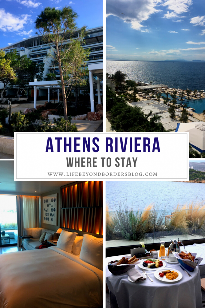 Where to stay along the Athens Riviera - Athens Beach Hotels - LifeBeyondBorders