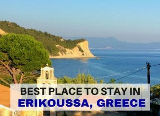 Best Place to Stay in Erikoussa Greece - Acantha Hotel - LifeBeyondBorders