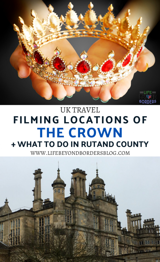 Filming location of the Crown Season 4 - Burghley House - LifeBeyondBorders