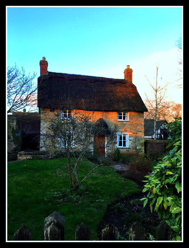 Thatched Houses of Lincolnshire - LifeBeyondBorders