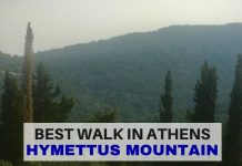 Best Hike in Athens - Hymettus Mountain - LifeBeyondBorders