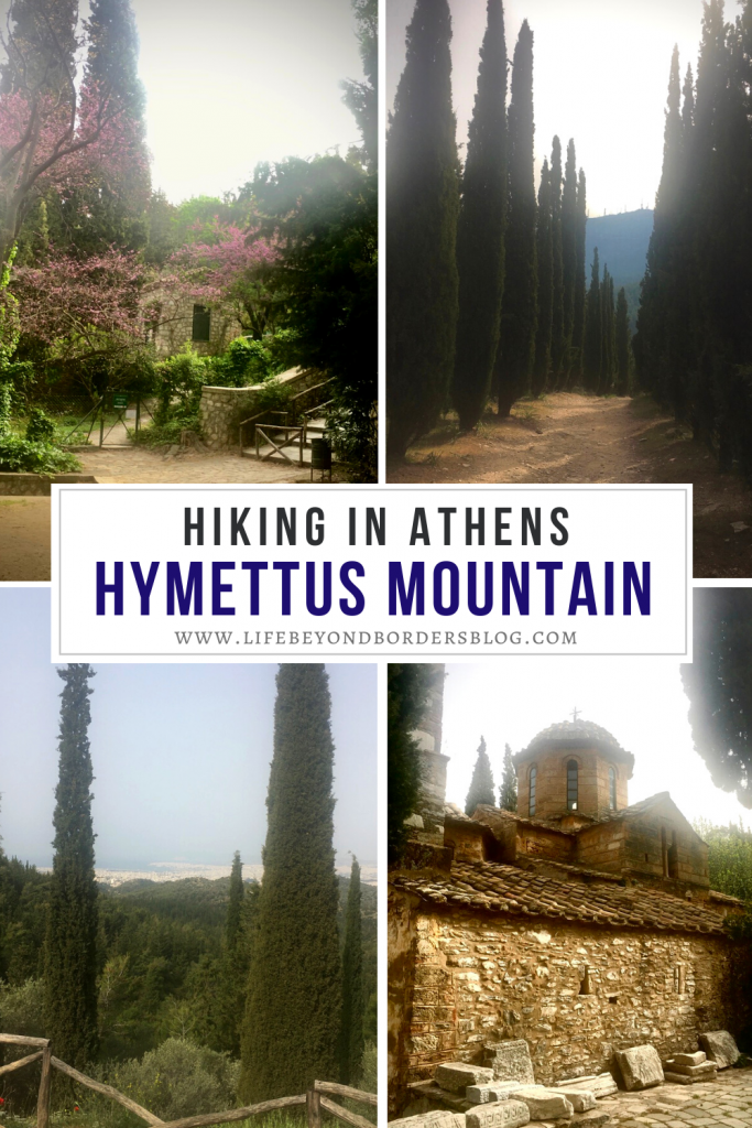 Hymettus Mountain Walk in Athens Greece - Life Beyond Borders